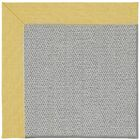 Barrett Silver Machine Tufted Blond/Gray Area Rug Rug Size: Rectangle 10' x 14'