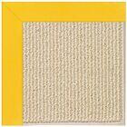 Lisle Machine Tufted Summertime Yellow/Beige Indoor/Outdoor Area Rug Rug Size: Rectangle 12' x 15'