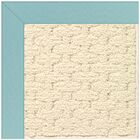 Lisle Off White Indoor/Outdoor Area Rug Rug Size: Rectangle 7' x 9'