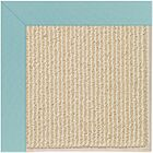 Lisle Machine Tufted Seafaring Blue/Brown Indoor/Outdoor Area Rug Rug Size: Rectangle 9' x 12'