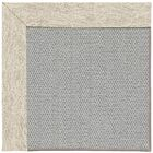 Barrett Silver Machine Tufted Natural Area Rug Rug Size: Rectangle 7' x 9'