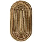 Fort Lupton Amber Area Rug Rug Size: Oval 4' x 6'