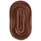 Fort Lupton Cinnamon Area Rug Rug Size: Concentric Square 8'6