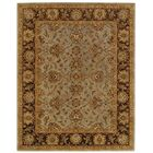 Monticello Celadon/Cocoa Meshed Area Rug Rug Size: Rectangle 5' x 8'