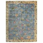 Garden Farms Blue Area Rug Rug Size: Rectangle 3' x 5'