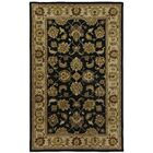 Orinda Mirza Black/Beige Area Rug Rug Size: Rectangle 10' x 13'