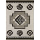 Townshend Cream/Brown Area Rug Rug Size: 5'3
