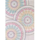 Modern Texture Sun Deck Natural Area Rug Rug Size: Rectangle 5'3