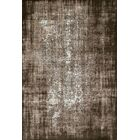 Dark Brown Area Rug Rug Size: 5'3