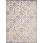 Dais Blue/Brown Indoor/Outdoor Area Rug Rug Size: Rectangle 5'3