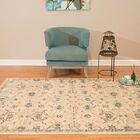 Jansson Cotton Area Rug Rug Size: Rectangle 5'3