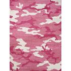 Regional Concepts Como Pink Area Rug Rug Size: 5'3