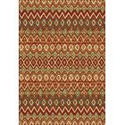 Berwick Multi-Colored Area Rug Rug Size: Rectangle 6'7