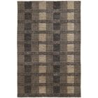 Lounge Gray Area Rug Rug Size: Rectangle 8' x 11'