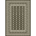 Attell Charcoal/Silver Area Rug Rug Size: Runner 2'2