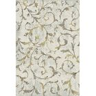 Lower West Side Cream/Yellow Area Rug Rug Size: Rectangle 7'10