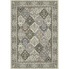 Attell Faux Leather Multi-Colored Area Rug Rug Size: Rectangle 5'3