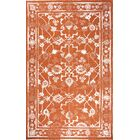 Montoya Copper Area Rug Rug Size: Rectangle 2' x 4'