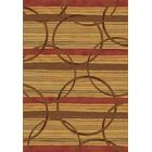 Makiver Spice Area Rug Rug Size: Rectangle 6'7