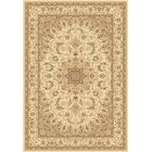 Atterbury Duncaster Ivory Rug in Ivory Rug Size: Rectangle 7'10