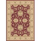 Atterbury Red Rug Rug Size: Rectangle 5'3