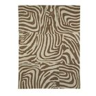 Nolita Beige / Natural Contemporary Rug Rug Size: Rectangle 5' x 8'