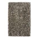 Romance Dark Gray Area Rug Rug Size: Rectangle 3' x 5'