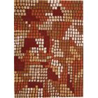 Odyssey Red Rug Rug Size: Rectangle 4' x 6'