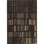 Odyssey Charcoal Rug Rug Size: Rectangle 4' x 6'
