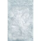 Keely Tufted Light Ice Indoor Area Rug Rug Size: Rectangle 10' x 14'