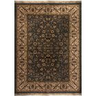 Cirro Fisher Wool Grey/Ivory Area Rug Rug Size: Rectangle 5'3