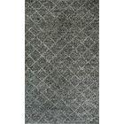 Elbridge Hand-Woven Charcoal/Gray Area Rug Rug Size: Rectangle 8' x 11'