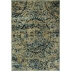 Irene Blue Area Rug Rug Size: Rectangle 5'3