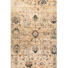 Precious Tan Area Rug Rug Size: Rectangle 6'7