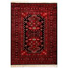 Elmirasol Red Area Rug Rug Size: Rectangle 7'10
