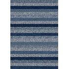 Mariah Hand-Woven Blue Area Rug Rug Size: Rectangle 5'3