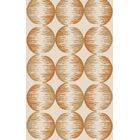 Demosthenes Hand-Tufted Tan/Rust Area Rug Rug Size: Rectangle 3'3