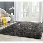Virgo Charcoal Area Rug Rug Size: Runner 2'3