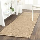 Michaels Hand-Loomed Beige Area Rug Rug Size: Runner 2'3