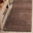 Blackstock Dark Beige Area Rug Rug Size: Runner 2'3