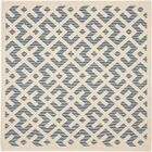 Mcintire Blue Indoor/Outdoor Area Rug Rug Size: Square 7'10