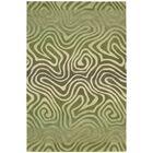Sharna Avocado Area Rug Rug Size: Rectangle 5' x 7'6