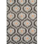 Bracero Pewter Area Rug Rug Size: Rectangle 5'3