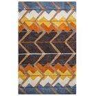 Benjamin Hand-Tufted Multi Area Rug Rug Size: Rectangle 9' x 12'