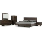 Posada Platform 6 Piece Bedroom Set Size: Queen