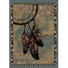 American Destinations Area Rug Rug Size: Rectangle 8' x 10'