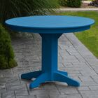 Nettie Dining Table Finish: Blue