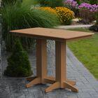 Nettie DiningTable Color: Cedar, Table Size: 72