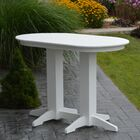Nettie DiningTable Color: White, Table Size: 72