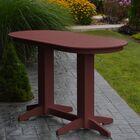 Nettie DiningTable Color: Cherrywood, Table Size: 72